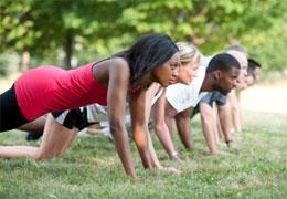 fitness Mon secret pour garder la forme